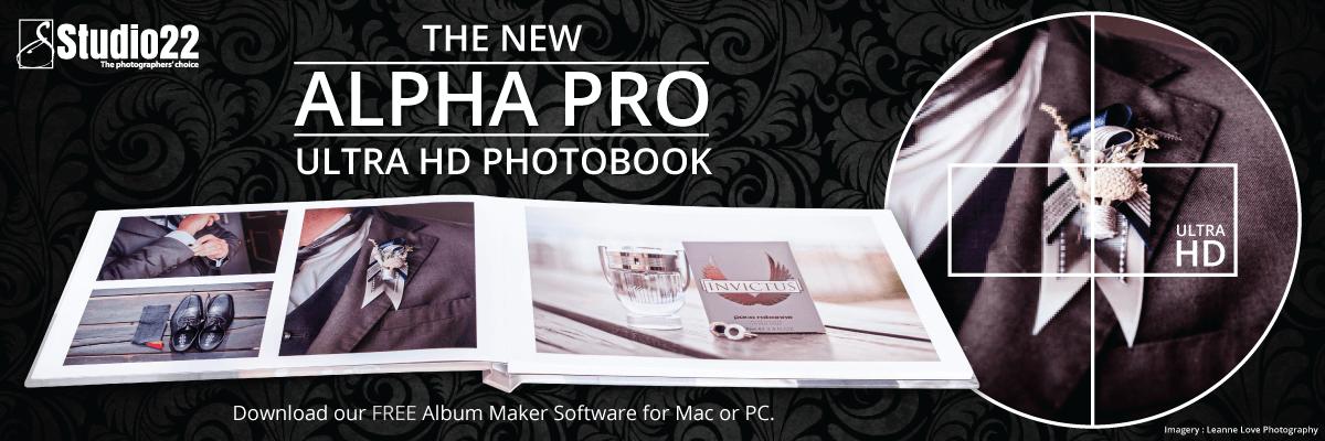 Ultra HD Photobook